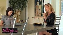Mom Knows Best - (Cherie DeVille, Darcie Dolce) - Eat Your Breakfast - Twistys video