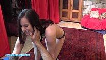 Fresh 18yo amateur lapdances for horny stranger Thumbnail