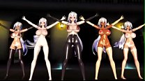 3D MMO Henta Sex Dance