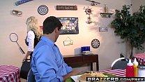 Brazzers - Big Tits at Work -  The Customer Gets My Tits scene starring Diamond Foxxx and Ramon