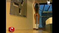 lavallen belen striptease Hot