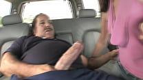 Blowjob in a car pornhub video