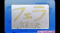 Momo Nanami exclusive cock sucking in POV scene...