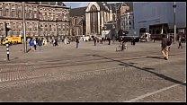 Gorgeous Amsterdam Hooker Rides A Large Hard 10 Pounder Passionately