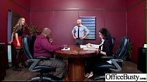 Office Sluty Girl (Nicole Aniston) With Big Rou...