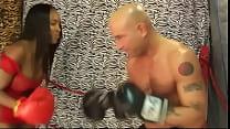 Brandy vs Man on MaXXX Loadz Amateur Hardcore Videos