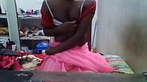 Anju shows her nipples in saree pornhub video