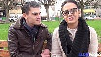 Angelica petite arabe se fait défoncer à l'insu de son copain Preview