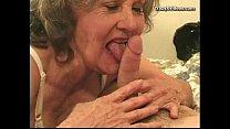 threesome anal Granny