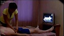 Spyhappyending.com - Hotel Massage Turns Into Handjob