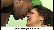 Interracial sex MILF fucked by monster cock 3