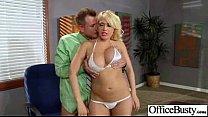 Slut Office Girl (kagney linn karter) With Melon Big Tits Get Nailed video-18