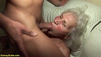 german granny in her first porn video thumb