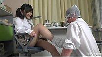 Subtitled Japanese schoolgirl facesitting salvation preview image