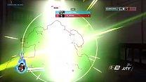 Playing Genji in Deathmatch. 5 min Win