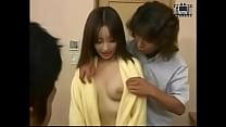 Japanese Wife Handjobs And Sucks Horny Husband Www.japaneseporncams247.com