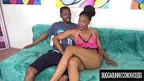 Screenshot Sexy Ebony Lacy Layy Gets Naked Sucks Cock Ge