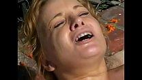 Die Frau vom Nachbarn im Garten gefickt - geil - schlucken Vorschaubild