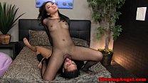 facesitting asian babe gets licked out - yuelia breeding season thumbnail