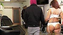 BBC Slut Stepmom Syren DeMer Gets Gangbanged By Stepson's Black Friends preview image