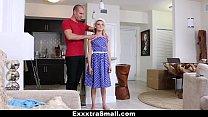 ExxxtraSmall - Small Tight Pussy Teen Gets Destroyed Vorschaubild