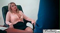Busty Slut Office Girl (Brooklyn Chase) Love Ha...
