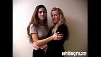 netvideogirls - Amateur Claire Attacks Sam Vorschaubild