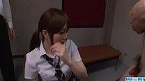 rape hot movie ‣ moe sakura, schoolgirl in heats, craves for big cock thumbnail