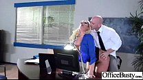 (julie cash) Office Girl With Big Melon Tits Like It Hard mov-19's Thumb