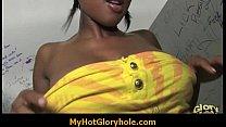 MyHotGloryhole.com - Gloryhole Initiations - Amazing cock sucking for cum 11 - download porn videos
