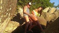 trasando na praia - c/ Ana Rothbard - completo pornhub video