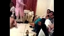 All family having fun
