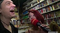 MAGMA FILM German Orgy at the DVD store Preview