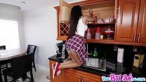 Emily Meana got her tight Latina pussy railed pornhub video