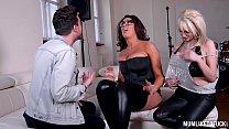 Milf Rock Band Practice Turns Threesome With Ava Koxxx & Sandra Star