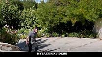 MYLF - I Fucked My Brothers Horny MILF Wife thumbnail