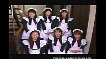 Horny Asian Maids pornhub video
