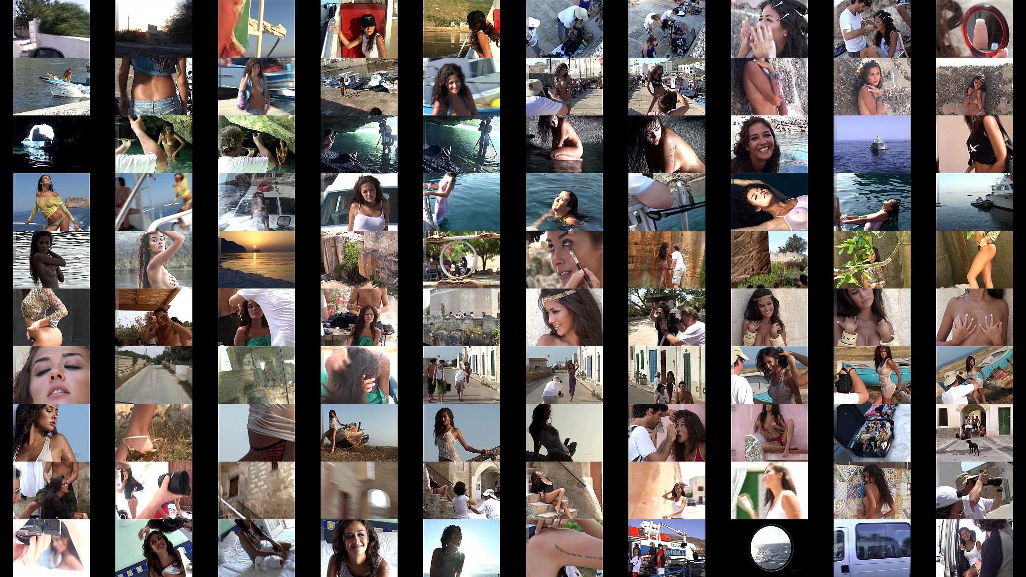 Giorgia palmes nude pics video