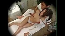Fashion Model massaged to orgasm  by health massager part 2 - Dirtyasiantube.com
