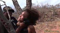 hot african safari sex orgy thumbnail