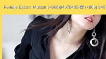 Pakistani call Girls in Muscat-96894079405 Thumbnail