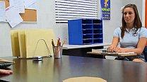 Schoolgirl P issed The Teacher Off