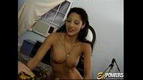 Lovely babe Honey ass fucked passionately befor...