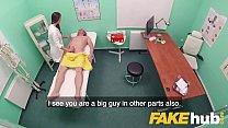 Fake Hospital คุณหมอสาวสุดสวยเข้ามาชักว่าวให้คนป่วยถึงในห้องก็เล่นหล่อหุ่นแซ่บขนาดนี้คุณหมอเลยทนไม่ไหว