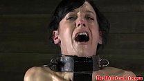Ballgagged sub painfully punished with nt pornhub video