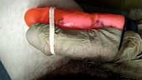 Dildo orgasm 2