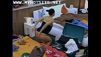 Cristina Del Basso Nude Scene From Big Brother Italy