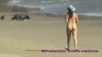 Putiesposa mexicana en la Playa - Mexican Hotwi...