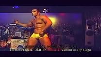 Brazilian Gogo dancer Marlon Salles 1.avi - YouTube pornhub video