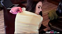 Hardcore Sex With Real Naughty Horny Sexy GF (lana rhoades) video-20 porn thumbnail